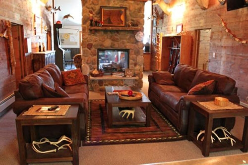 All Inclusive Hunting Lodge